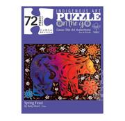Canadian Art Prints Indigenous Collection: Spring Feast Puzzle 72pcs