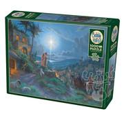 Cobble Hill Puzzles Cobble Hill Arrival of the Magi Puzzle 1000pcs