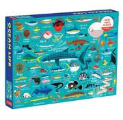 Mudpuppy Mudpuppy Ocean Life Puzzle 1000pcs