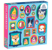 Mudpuppy Mudpuppy Pet Portraits Puzzle 500pcs