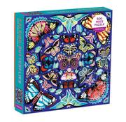 Mudpuppy Mudpuppy Kaleido-Butterflies Puzzle 500pcs