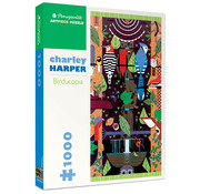 Pomegranate Pomegranate Charley Harper: Birducopia Puzzle 1000pcs