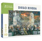 Pomegranate Pomegranate Diego Rivera: Detroit Industry Puzzle 1000pcs