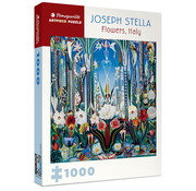 Pomegranate Pomegranate Joseph Stella: Flowers, Italy Puzzle 1000pcs