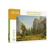 Pomegranate Pomegranate Albert Bierstadt: Bridal Veil Falls, Yosemite Puzzle 1000pcs