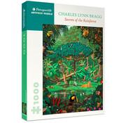 Pomegranate Pomegranate Charles Lynn Bragg: Rainforest Puzzle 1000pcs