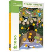 Pomegranate Pomegranate Charley Harper: The Rocky Mountains Puzzle 1000pcs