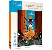 Pomegranate Pomegranate Charley Harper: Canyon Country Puzzle 1000pcs