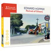 Pomegranate Pomegranate Edward Hopper: Portrait of Orleans Puzzle 1000pcs