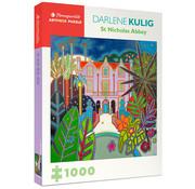 Pomegranate Pomegranate Darlene Kulig: St Nicholas Abbey Puzzle 1000pcs
