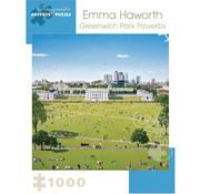 Pomegranate Pomegranate Emma Haworth: Greenwich Park Proverbs Puzzle 1000pcs