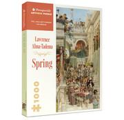 Pomegranate Pomegranate Lawrence Alma-Tadema: Spring Puzzle 1000pcs