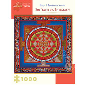 Pomegranate Pomegranate Paul Heussenstamm: Sri Yantra Intimacy Puzzle 1000pcs