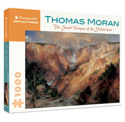 Pomegranate Pomegranate Thomas Moran: The Grand Canyon of the Yellowstone Puzzle 1000pcs