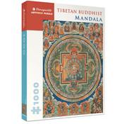 Pomegranate Pomegranate Tibetan Buddhist Mandala Puzzle 1000pcs