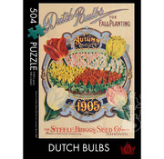 The Occurrence The Occurrence Dutch Bulbs Puzzle 504pcs