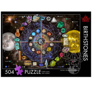 The Occurrence The Occurrence Birthstones Puzzle 504pcs