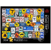 The Occurrence The Occurrence Haliburton County Road Trip Puzzle 504pcs