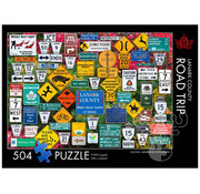 The Occurrence The Occurrence Lanark County Road Trip Puzzle 504pcs