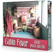 Gibbs Smith Gibbs Smith Cabin Fever Puzzle 1000pcs