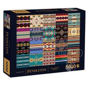 Chronicle Books Chronicle The Art of Pendleton  Patchwork Puzzle 1000pcs