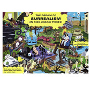 Laurence King Publishing Laurence King the Dream of Surrealism Puzzle 1000pcs