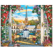 Springbok Springbok Luxurious Lookout Puzzle 1000pcs