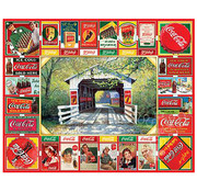 Springbok Springbok Coca-Cola Gameboard Puzzle 1000pcs