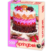 Springbok Springbok Icing on the Cake Puzzle 500pcs