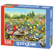 Springbok Springbok The Gathering Puzzle 500pcs