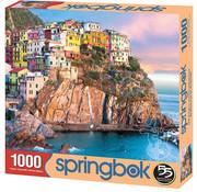 Springbok Springbok Cliff Hangers Puzzle 1000pcs