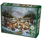 Cobble Hill Puzzles Cobble Hill I Remember Christmas Puzzle 1000pcs