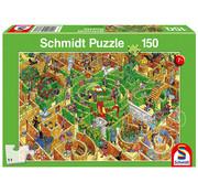 Schmidt Schmidt Labyrinth Puzzle 150pcs
