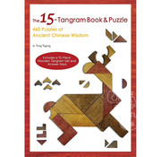 Shanghai Press The 15-Tangram Book & Puzzle