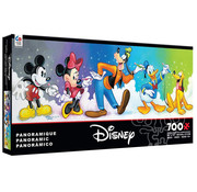 Ceaco Ceaco Disney Fab 5 Panoramic Puzzle 700pcs