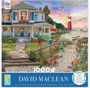 Ceaco Ceaco David Maclean Beach House Puzzle 1000pcs