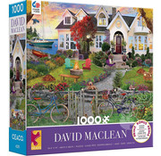 Ceaco Ceaco David Maclean Coastside Home Puzzle 1000pcs