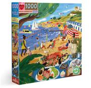 eeBoo eeBoo Beach Umbrellas Puzzle 1000pcs