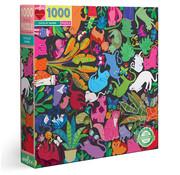 eeBoo eeBoo Cats at Work Puzzle 1008pcs