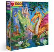 eeBoo eeBoo Kind Dragon Puzzle 1000pcs