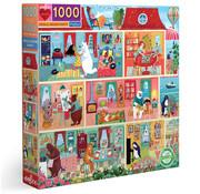 eeBoo eeBoo Koala House Party Puzzle 1000pcs