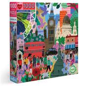 eeBoo eeBoo London Life Puzzle 1000pcs