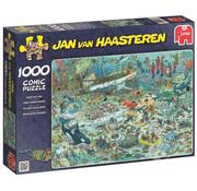 Jumbo Jumbo Deep Sea Fun Puzzle 1000pcs