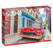 Jumbo Jumbo Havana, Cuba Puzzle 500pcs