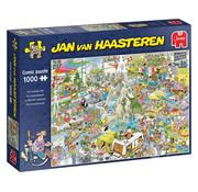 Jumbo Jumbo Holiday Fair Puzzle 1000pcs