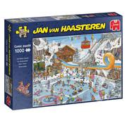 Jumbo Jumbo Winter Games Puzzle 1000pcs