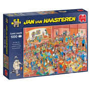 Jumbo Jumbo Magic Fair Puzzle 1000pcs