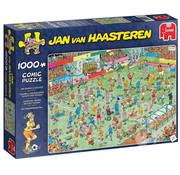 Jumbo Jumbo WC Womens Soccer Puzzle 1000pcs