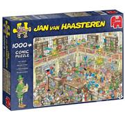 Jumbo Jumbo The Library Puzzle 1000pcs