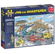 Jumbo Jumbo Grand Prix Puzzle 1000pcs